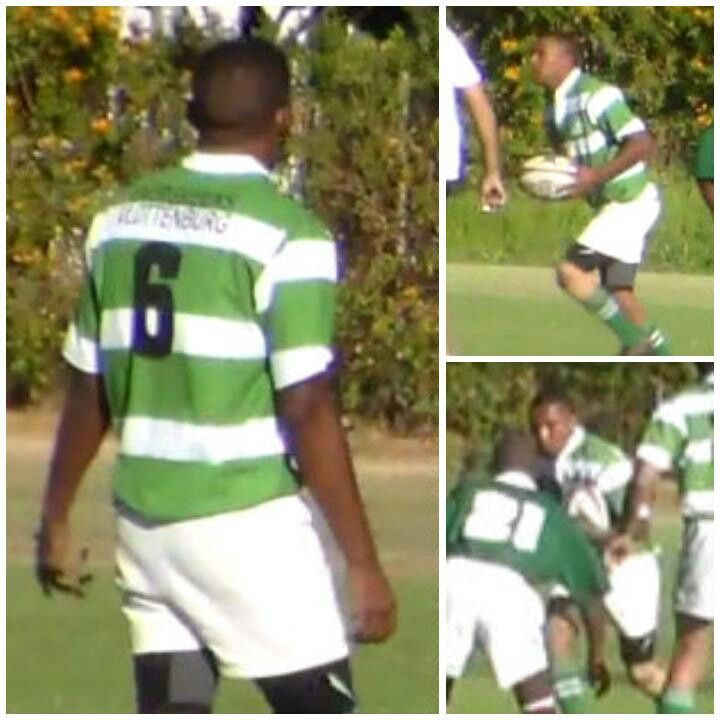 Rugby days