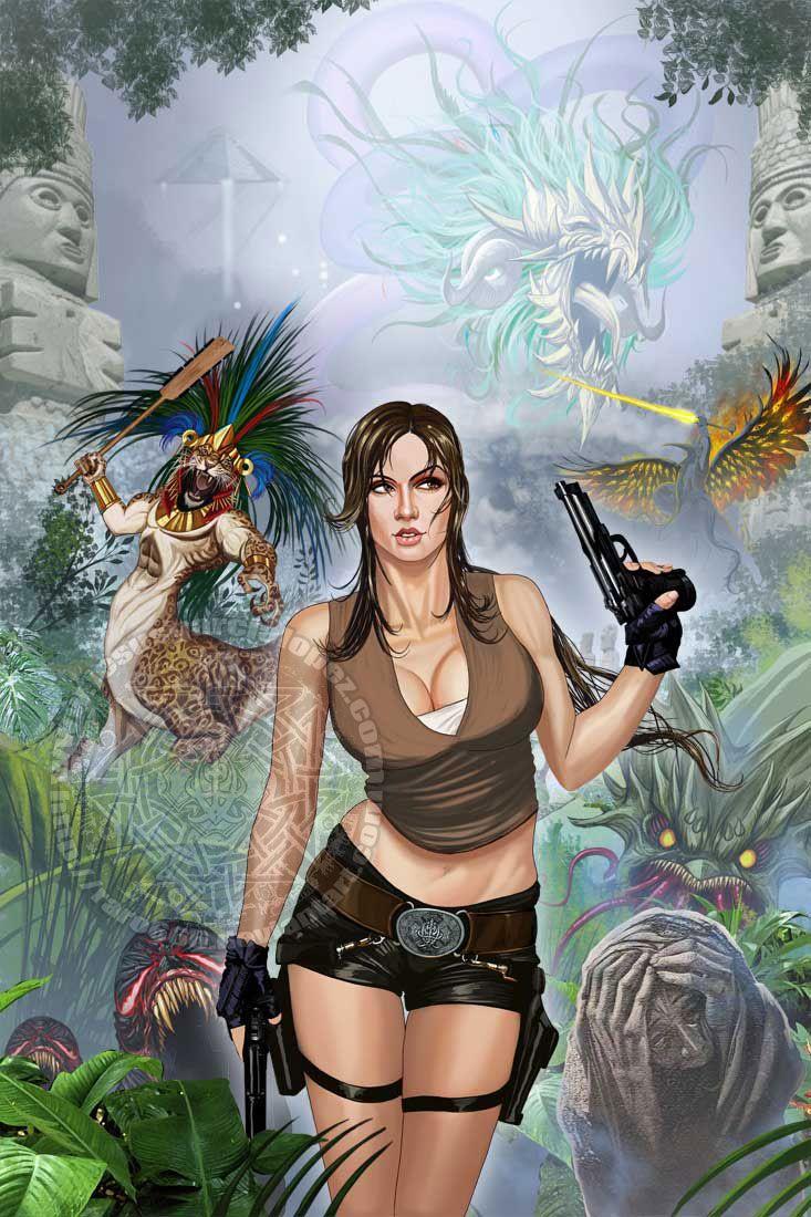 Lora Croft