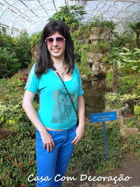 Vale a pena visitar- Jardim Botânico de São Paulo