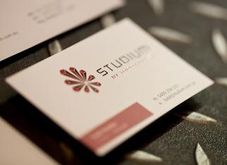 Studium by Todd Huxley | Business Card - Designed by Jack in the box