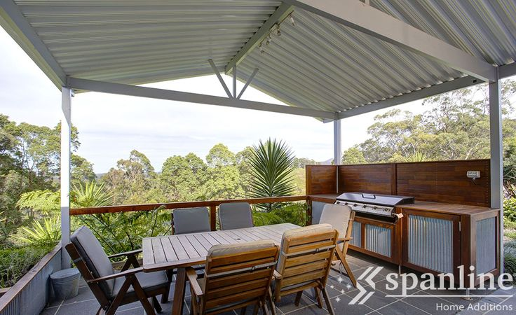 Do you have a view worth embracing? Spanline  can create a perfect outdoor space for you and your lifestyle.