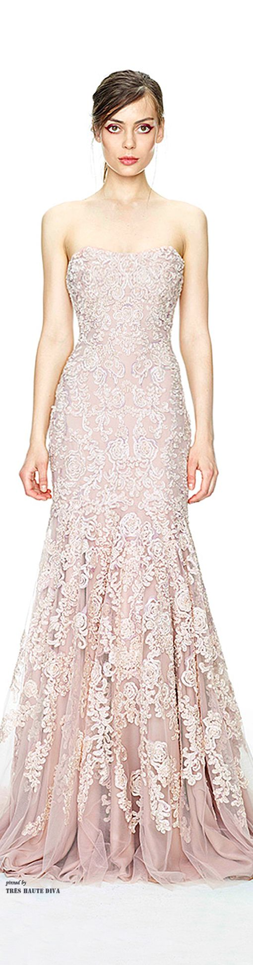 """Marchesa Resort 2015  (^.^) Thanks, Pinterest Pinners, for stopping by, viewing, re-pinning,  following my boards.  Have a beautiful day! ^..^ and """"Feel free to share on Pinterest ^..^  #women #topfashion #fashionandclothingblog"""