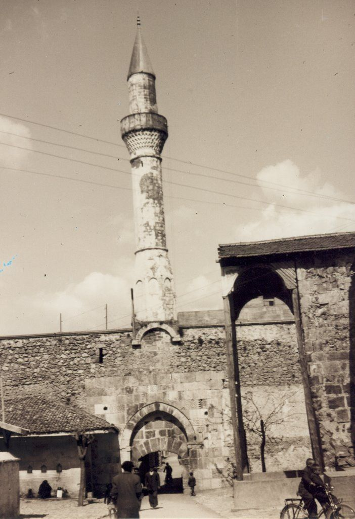 minare Eğirdir Isparta Turkey