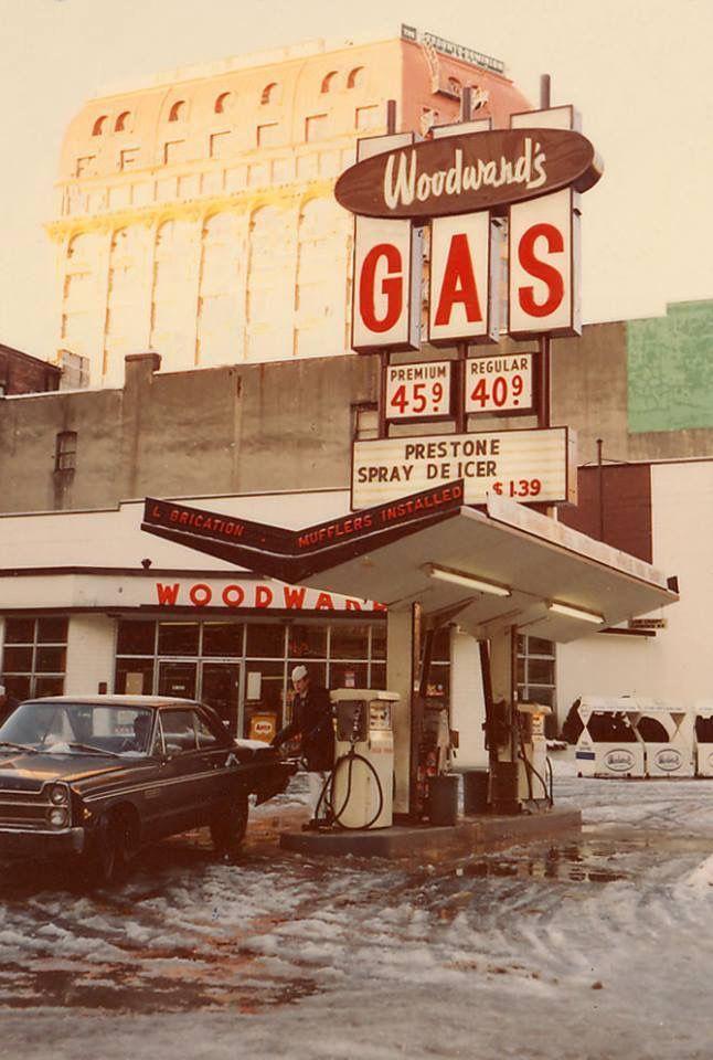 Woodward's Auto Center