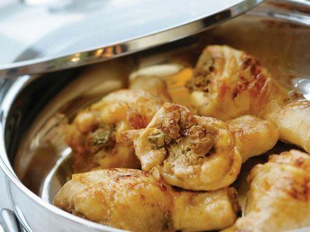 Курица на сковороде - Рецепты курицы жареной на сковороде - Как