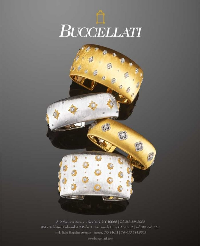 Julers' Row Blog LOVES Buccellati!