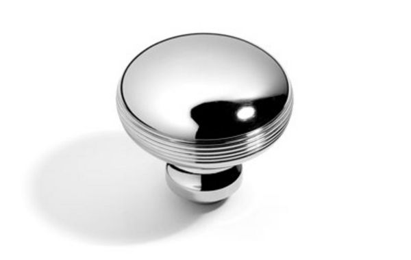 Reeded Bun Knobs 51 mm