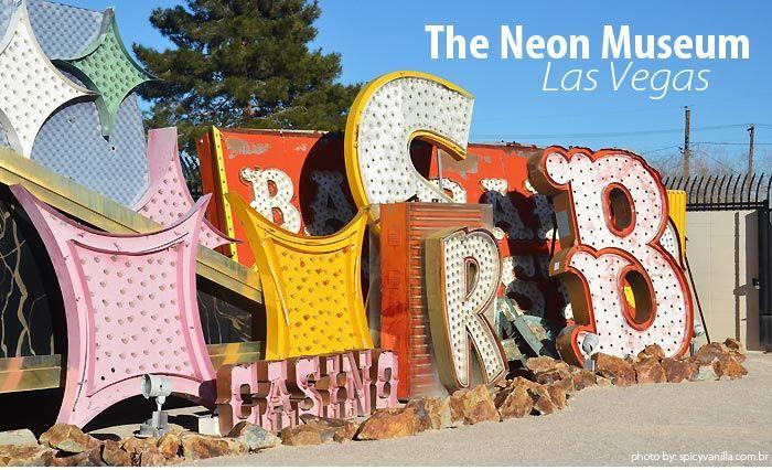 The Neon Museum | Um pedacinho da história antiga de Las Vegas Leia mais: http://www.spicyvanilla.com.br/2016/04/the-neon-museum-um-pedacinho-da-historia-antiga-de-las-vegas/  #lasvegas #turismo