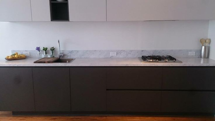 Mark Stubbs Construction & Interiors - Fitzroy Residence Kitchen - supplied by Poliform