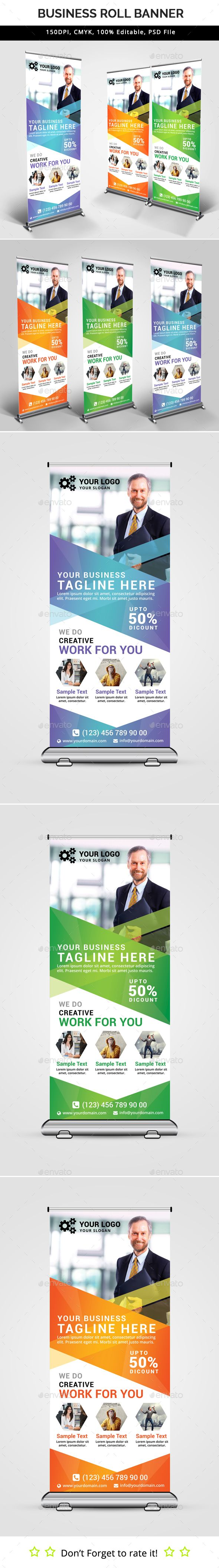 Business Roll Up Banner Template PSD. Download here: http://graphicriver.net/item/business-roll-up-banner-v30/15126048?ref=ksioks