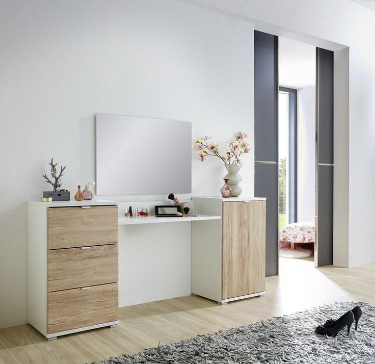 Germania colorado kaptafel one gepersonaliseerde kaptafel trendy trendymeubels jos - Modern slaapkamer modern design ...