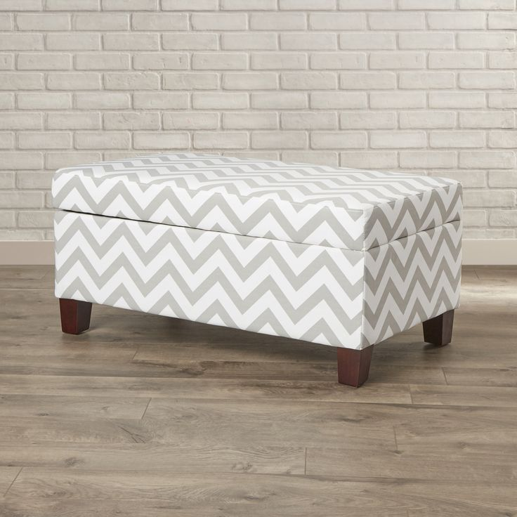 Found it at wayfair shore front chevron storage ottoman
