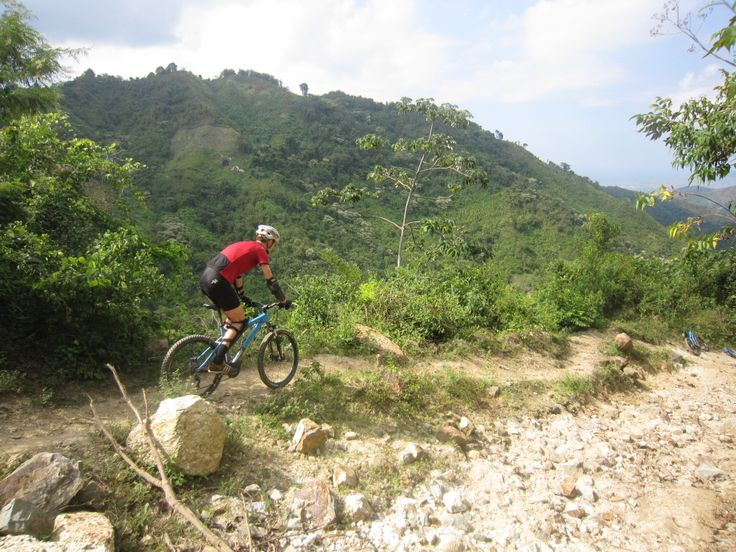 Do you want a real adventure? Try biking in Colombia.