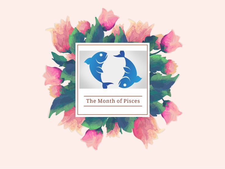The Month of Pisces Adar on ALEXIA NASCIMENTO http://www.alexianascimento.com