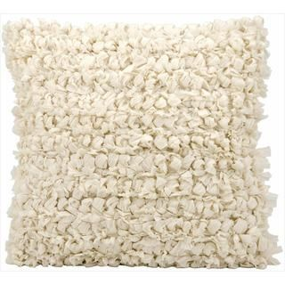 Shop for kathy ireland Shag Loop Shag Beige Throw Pillow (20-inch x 20-inch) by Nourison. Get free shipping at Overstock.com - Your Online Home Decor Outlet Store! Get 5% in rewards with Club O!