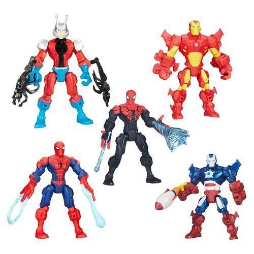 Marvel Super Hero Mashers Action Figures Wave 9