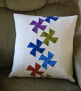Lil Twister Pillow
