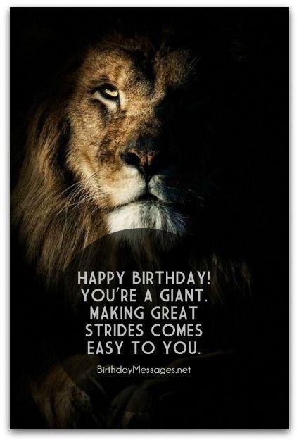 Inspirational Birthday Wishes - Birthday Messages