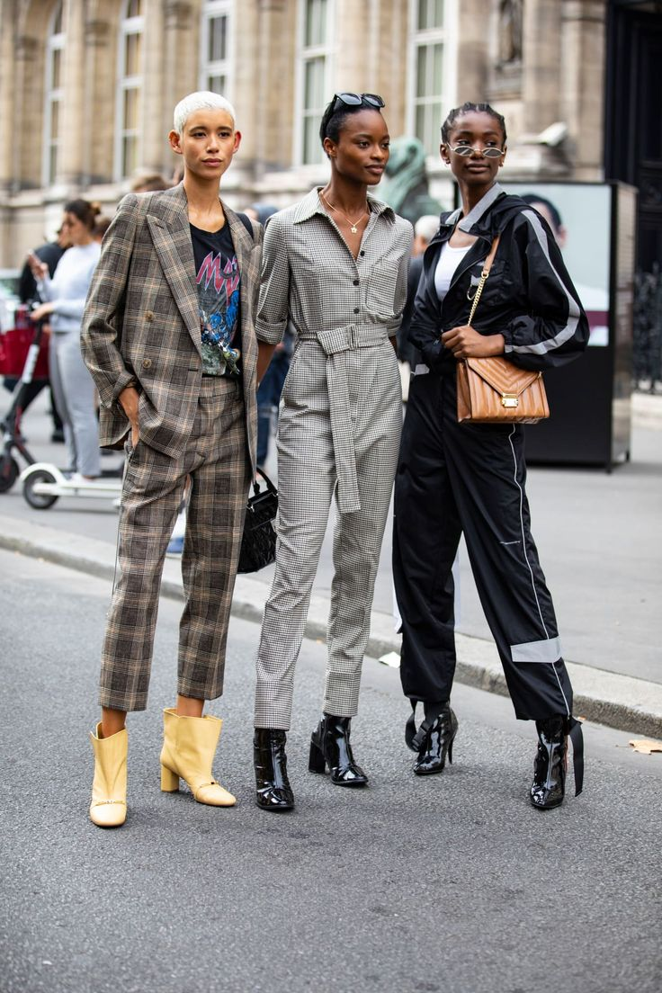 Unstuffy Fits Had been All of the Avenue Fashion Crowd Wished to Put on on Day eight of Paris Style Week