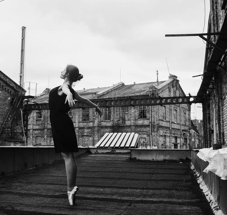 Model: Kalina Głowacka Photo: Anna Balicka