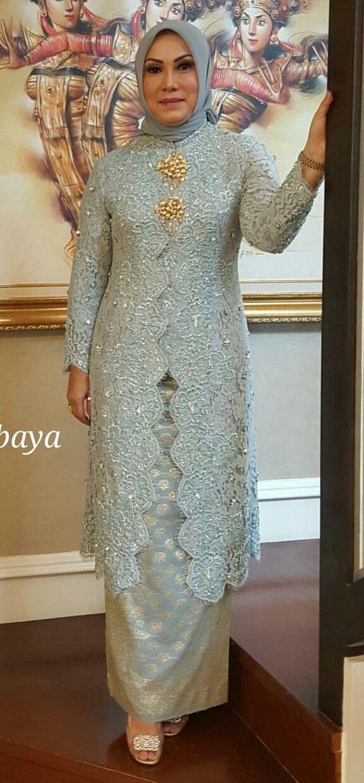 25 Best Ideas about Kebaya  Modern Dress on Pinterest
