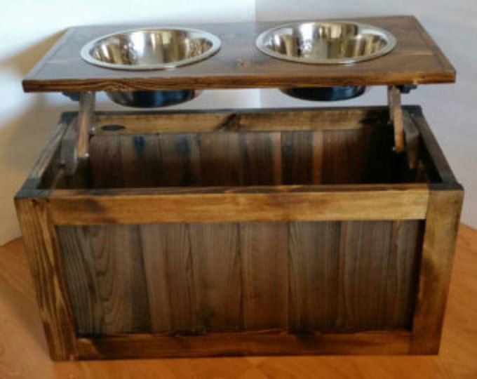 Let your dog eat at their perfect height with our elevated ...