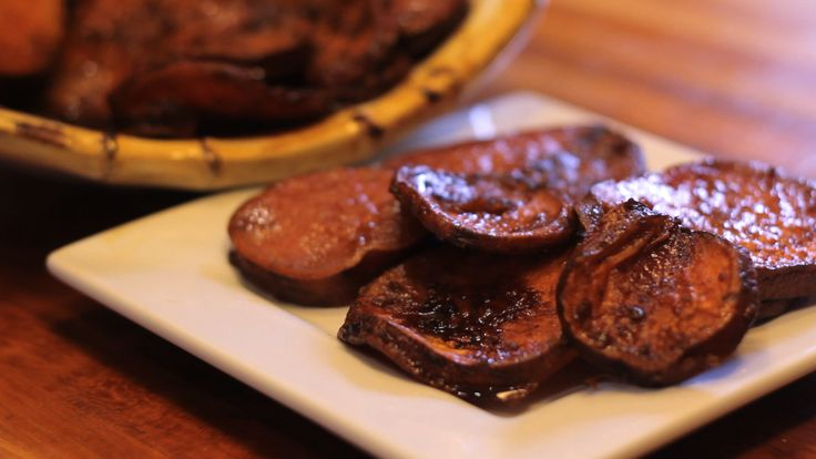 """Goldhouse Gourmet: eHow Video: """"How to Make Southern Candied Yams"""""""