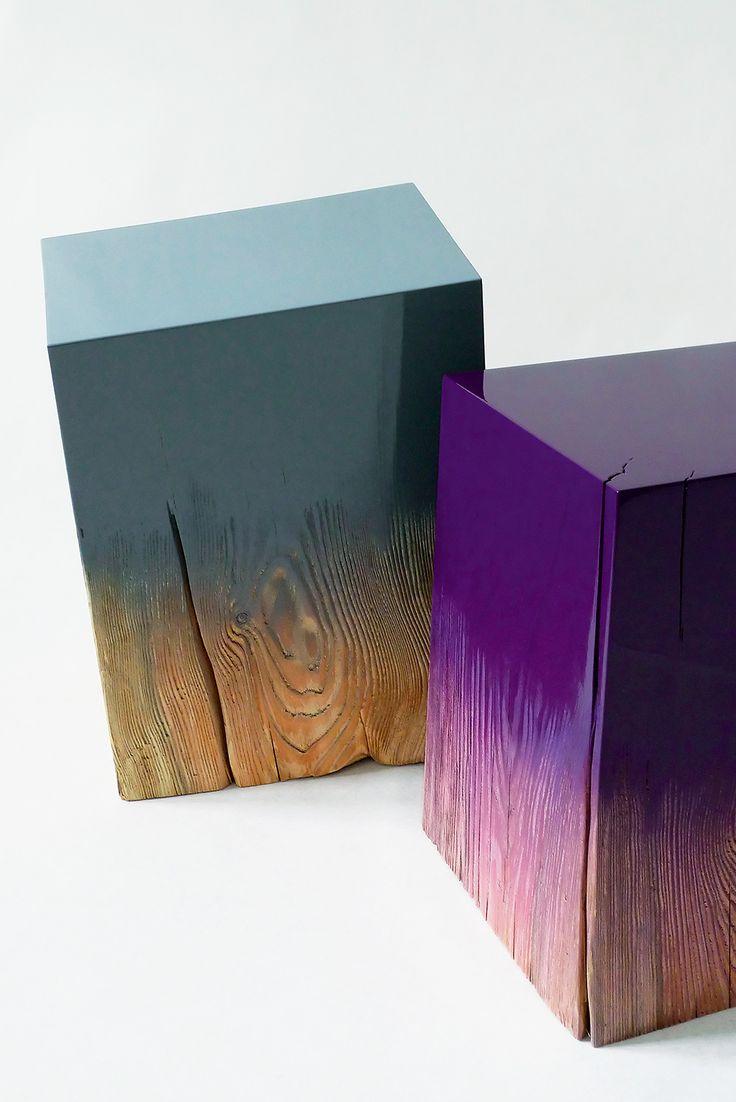 C'est chez Serendipity que nous découvrons les sculptures TRIFT - imaginées par l'artiste berlinoise Judith Seng, qui travaille de manière poétique et analytique en même temps, sur le sujet de la culture contemporaine...
