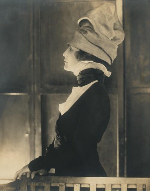 Baron Adolphe De Meyer, study for Vogue, 1918-21