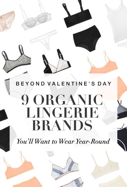 Made from #organic materials and featuring a new, pared-down aesthetic, the intimates we're loving right now are luxuriously comfortable and beautifully minimalist. #shopethica