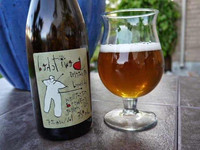 Clockwatching Tart: The Beer Baron Presents: Ontario Craft Beer Week - Road Trip Wellington Brewery
