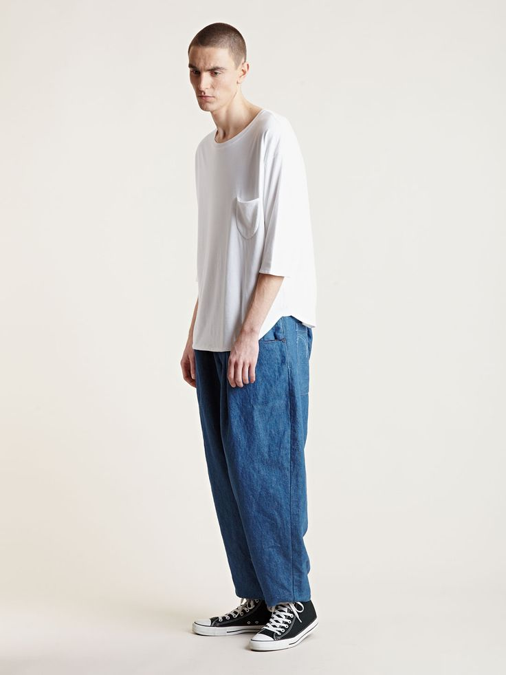 Levi's Red Men's Cone Shaped Giant Jeans | LN-CC
