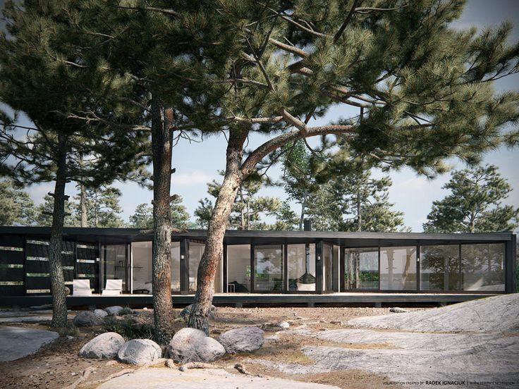 Radek Ignaciuk - Archipelago House 03