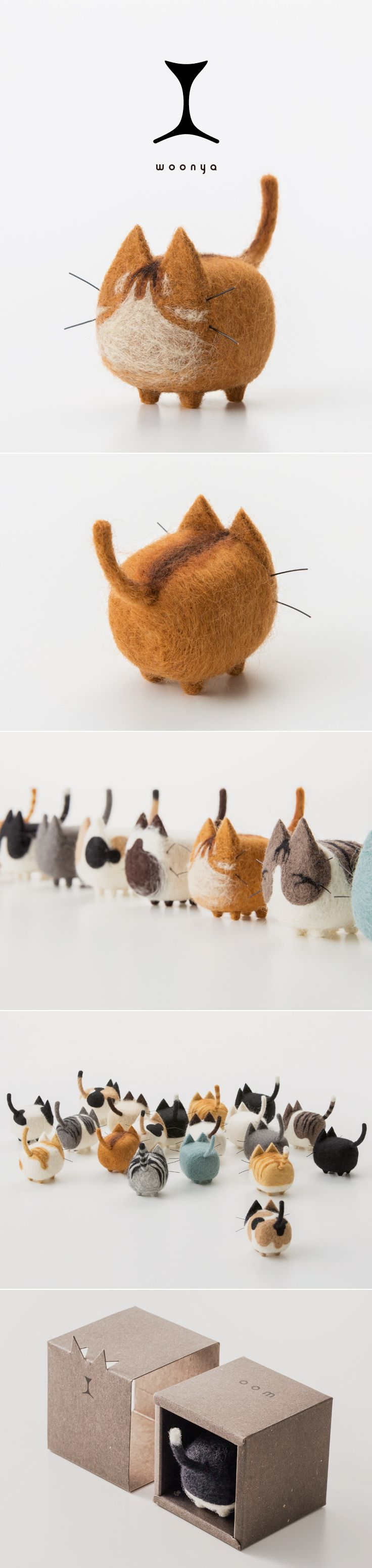 7391 best felt project images on Pinterest | Felted wool, Desserts ...