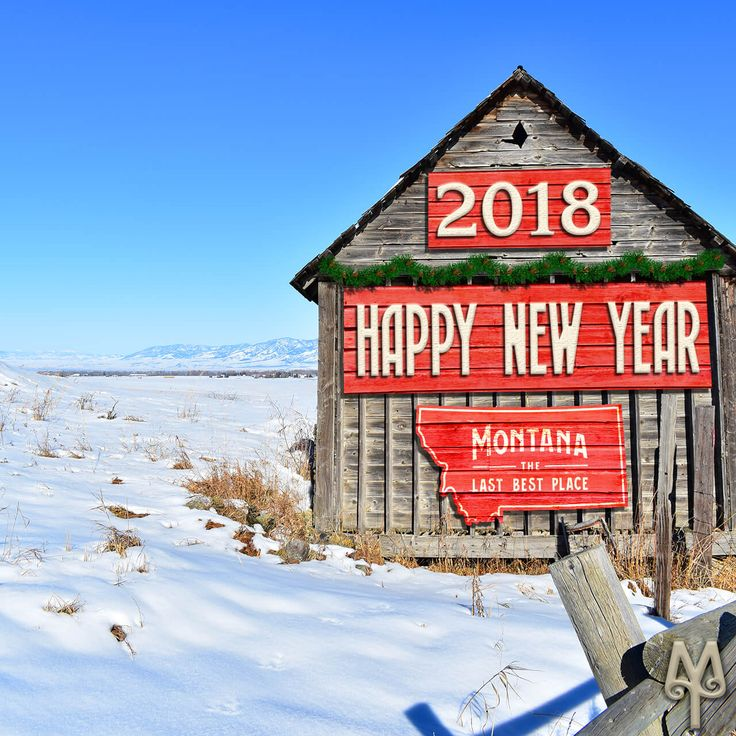 Visit Montana, A New Year's blog post...For the new year, set your sights high. Visit Montana again or for the first time. Read blog post offer now!