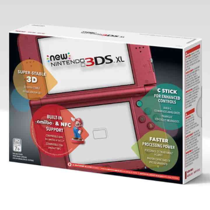 NEW Nintendo 3 DS XL… ($275) is on sale on Mercari, check it out! https://item.mercari.com/gl/m303110887