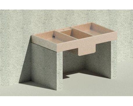 Laundry sink [Pila de Lavar Ropa]