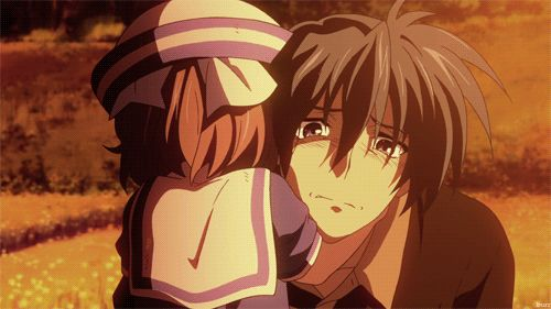 Clannad Gifs this made me cry