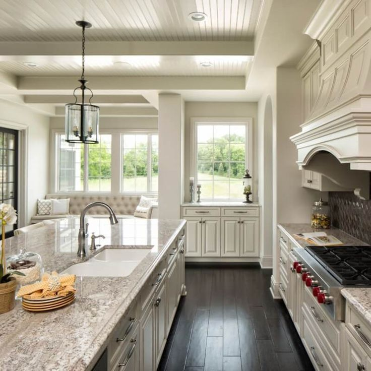 Best 25+ White Granite Kitchen Ideas On Pinterest