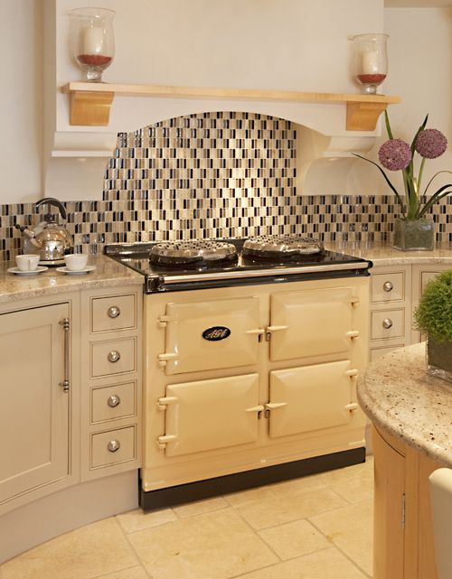 1000 images about aga cookers on pinterest for Aga kitchen designs