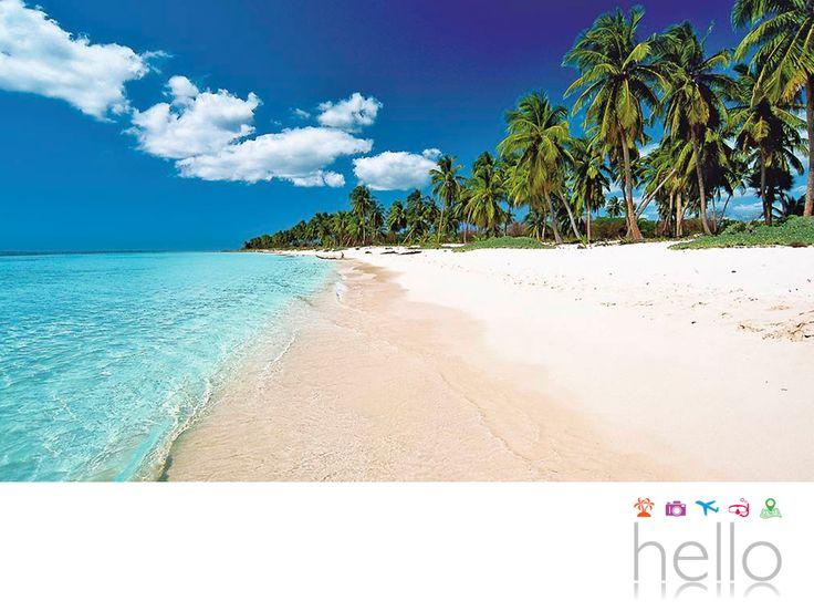 VIAJES EN PAREJA. Punta Cana es reconocida a nivel mundial por sus maravillosas playas, es el destino ideal para una relajación disfrutando de la vida moderna en las instalaciones de nuestros resorts 5 estrellas. En Booking Hello ponemos a tu alcance la oportunidad de adquirir un pack all inclusive, para viajar con tu pareja cuando quieras a lo largo de un año. Si deseas más información, te invitamos a consultar todos los detalles en nuestro sitio web. #escapatealcaribe