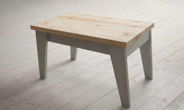 ENKELT Å LAGE SELV: Du kan snekre en enkel krakk, bord eller benk på en ettermiddag. Foto: Øivind Lie-Jacobsen