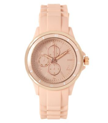 Pink Sports Watch