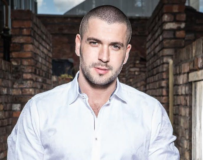 National Television Awards: Shayne Ward on why Coronation Street...: National Television Awards: Shayne Ward on why Coronation… #ShayneWard