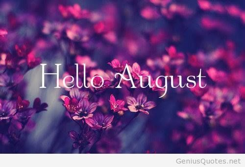 Nice hello august picture