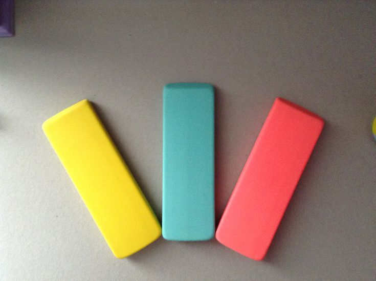Look at these huge rubbers for mistakes. I got them at Mr Price home and Sport.