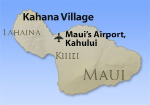 Kahana Village is situated on the beautiful northwestern coast of Maui, a quick 30 mile drive from Kahului Airport.