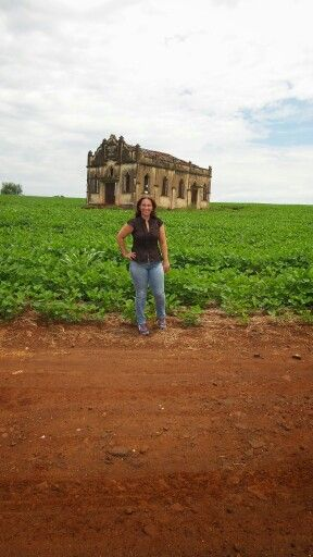 Igreja antiga.....em Assaí-Pr♡