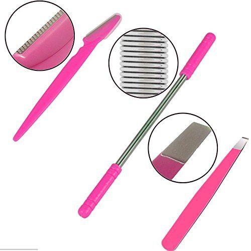 Womens Facial Razor Hair Removal Kit,…