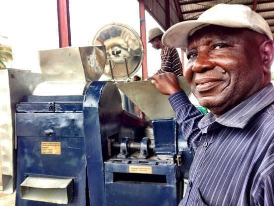 The Farmking of Nigeria: 4-in-1 Farming device